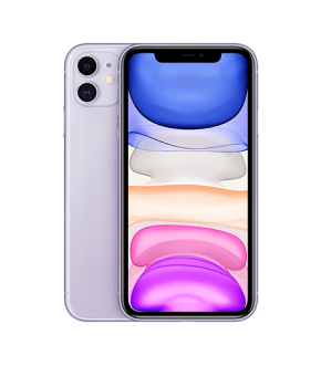 Apple iPhone 11 Purple (128GB)