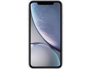 Apple iPhone XR (White, 128 GB)