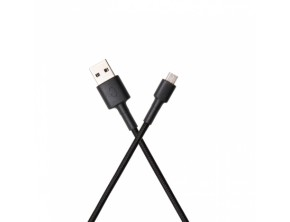 Mi Micro USB Braided Cable 100cm Black