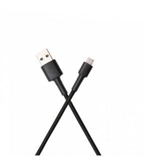 Mi Micro USB Braided Cable 100cm Black