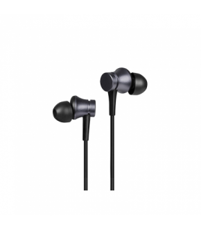Mi Earphones Basic (with in-built mic) Black
