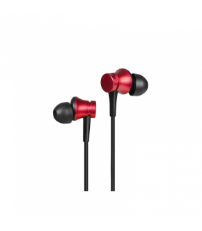 Mi Earphones Basic (with in-built mic) Red