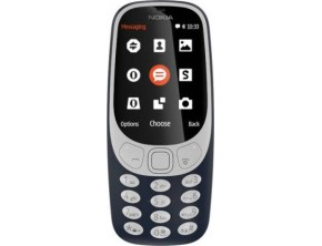 Nokia 3310 DS (Dark Blue)