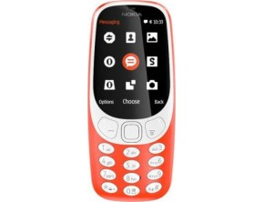 Nokia 3310 DS (Warm Red)