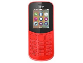 Nokia 130 (Red)