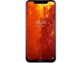 Nokia 8.1 Blue (6GB+128GB)