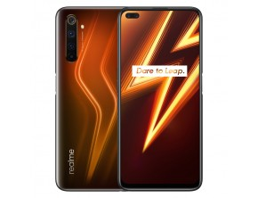 Realme 6 Pro Orange  (6GB+128GB)