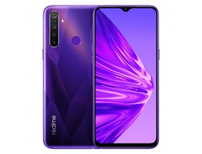 Realme 5 (Crystal Purple 4GB+128GB)