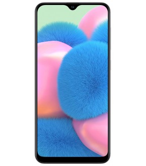 Samsung Galaxy A30s Prism Crush White (4GB+128GB)