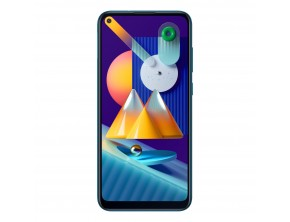 Samsung Galaxy M11 Metallic Blue (4GB+64GB)