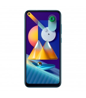 Samsung Galaxy M11 Metallic Blue (3GB+32GB)