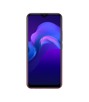 VIVO Y15 BURGUNDY (RED (4GB+64GB)