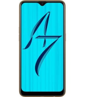 OPPO A7 Glaring Gold (4GB+64GB)
